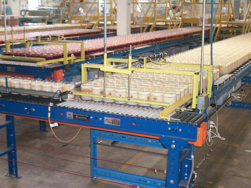 Accumulation Conveyors - Accumulation & Buffering