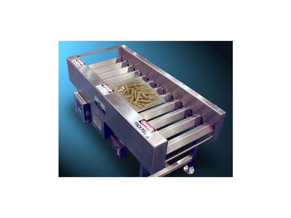 Bag Settling Conveyors - Unique Solutions