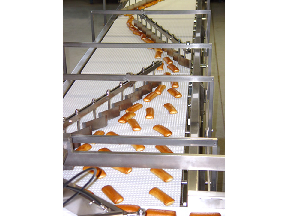 Chicaning Conveyors - Combining & Collating