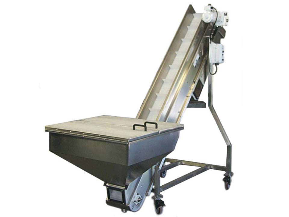 Incline Conveyor - Elevating