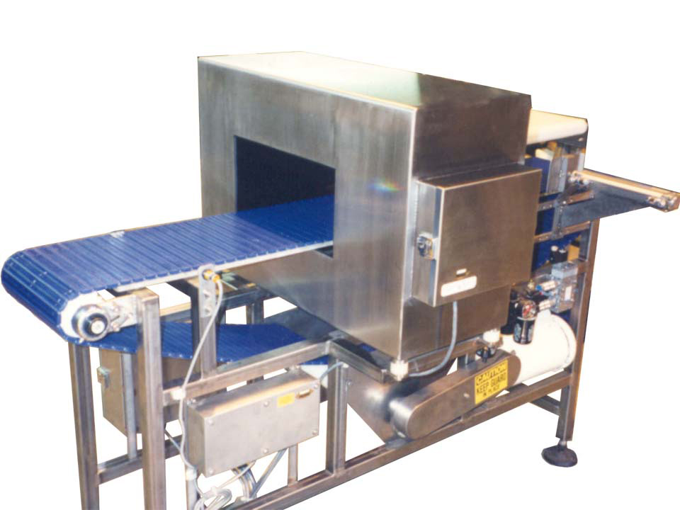 Metal Detector Conveyors 2 - Specialty Devices & Options