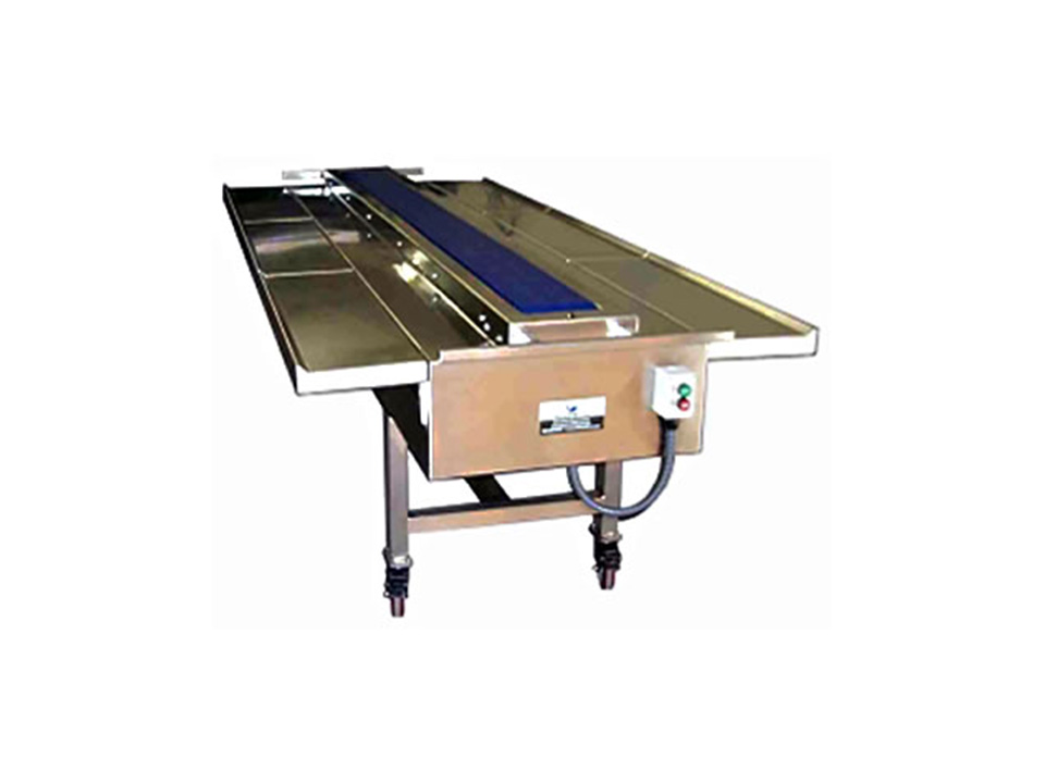 Plate Preparation Conveyors - Preparation and Packing