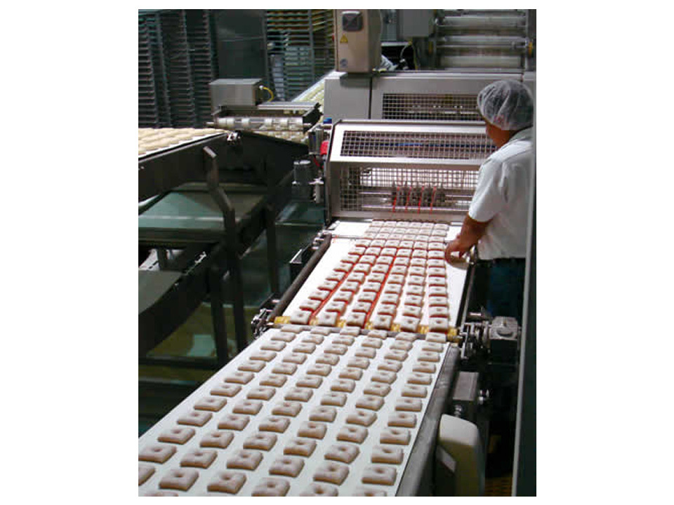 Product Spreader Conveyors - Orienting and Positioning