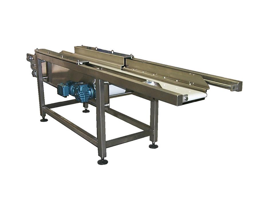 Reciprocator Shuttle Conveyors Kleenline